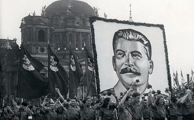 Els processos de Moscou, 1936, URSS