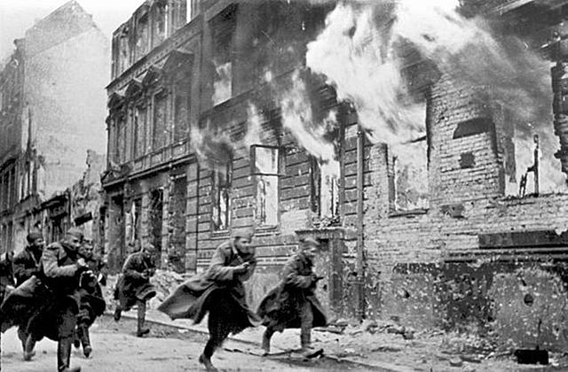La nit dels vidres trencats, 1938, Alemanya