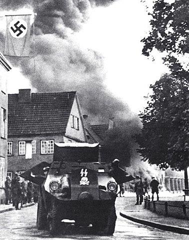 Invasió de Polònia, 1939, Alemanya,
