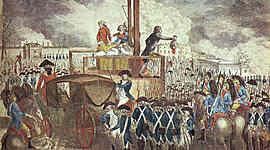 El proceso Revolucionario Francés (1774-1815) timeline