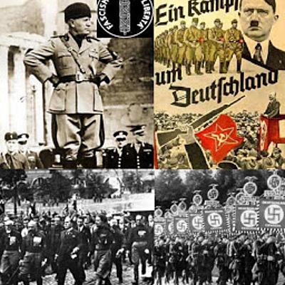 Els règims totalistes a l'Europa d'entreguerres timeline