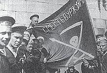 Start of Kronstadt Revolt