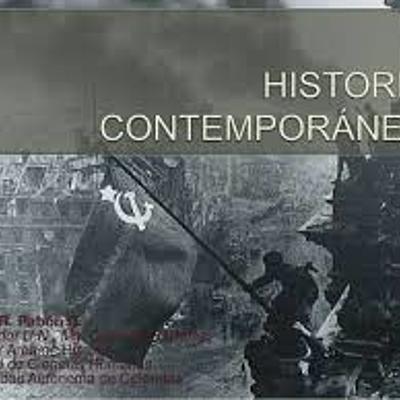 Historia Do Mundo Contemporáneo 1º Bac Lia timeline