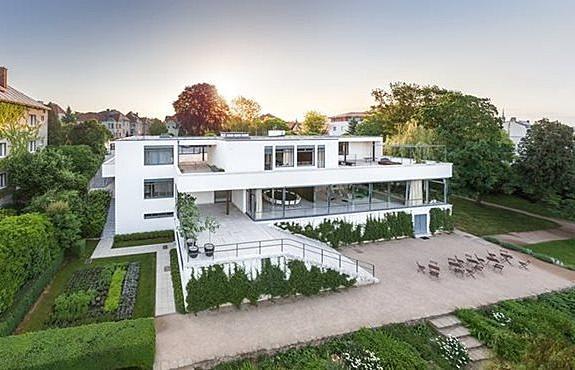 'Casa Tugendhat' de van der Rohe
