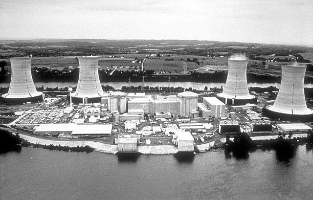 Accidente Nuclear en Harrisburg, EE.UU.