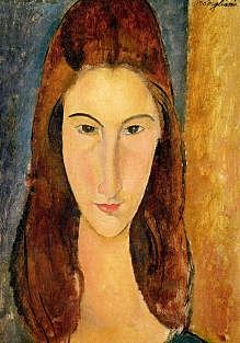 'Retrato de Jeanne Hébuterne' de Modigliani