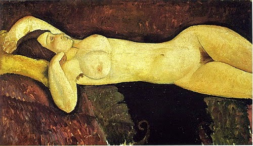 'El gran desnudo' de Modigliani