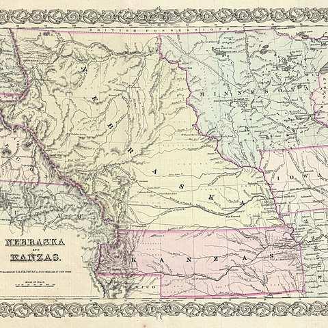 Kansas/Nebraska Bill