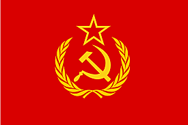 The Union of Soviet Socialist Republics was formed