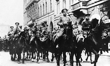 Petrograd Protest
