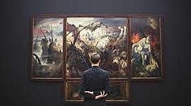Etapas de la historia del arte timeline