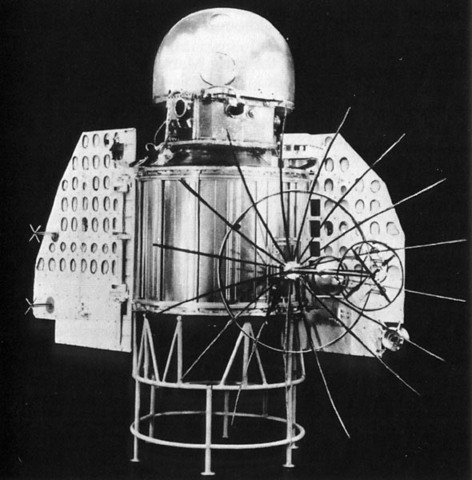 First probe launched to Venus