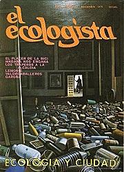 """Circulación de Revista """"Ecologista"""" (España, 1979)"""
