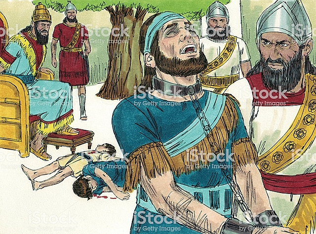 Zedekiah's death