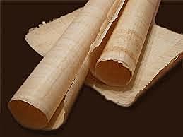 Origen del papel