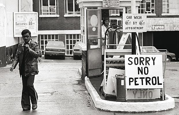 Ecología 1973: Crisis del Petróleo