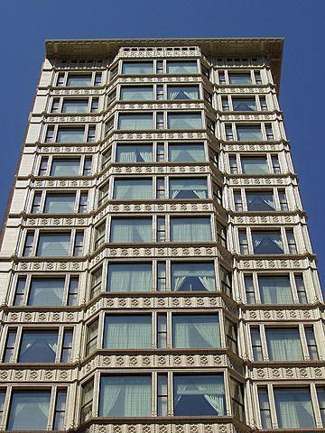 Reliace building