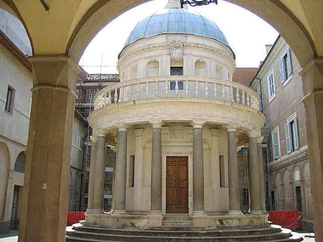 opere in italia
