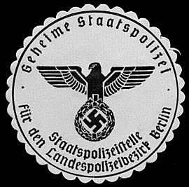 ALEMANYA: Creació de la Gestapo