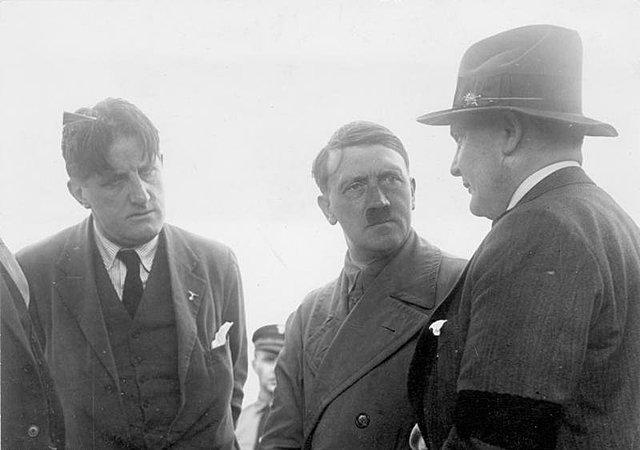 Hitler canceller