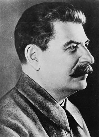 Stalin líder de l'URSS