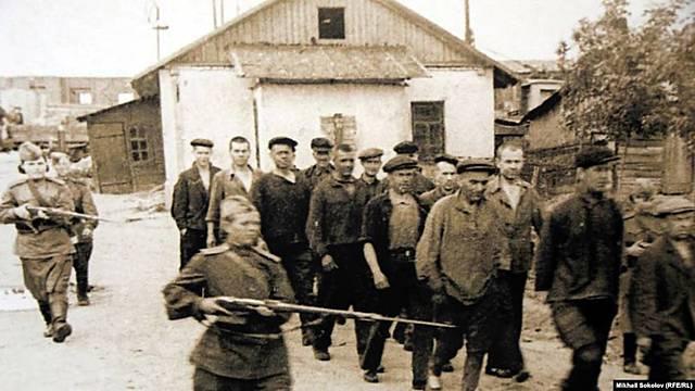 Inici del gulag