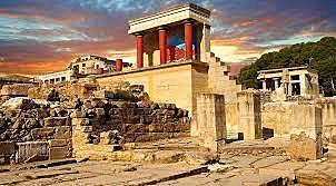 Terratrèmol va destruir grans palaus (1700 aC)