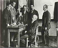 Primer laboratorio dirigido por Wundt en Leipzig