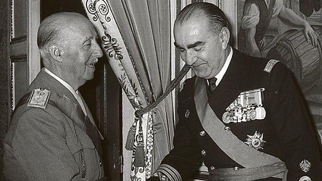 Luis Carrero Blanco como presidente de gobierno