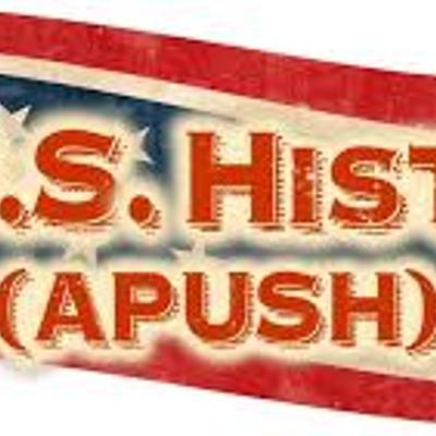 APUSH Review: (Parker/Lawrence) timeline