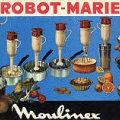 Le Robot Moulinex