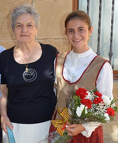 La meva àvia Carme Bondia