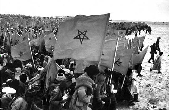 Marcha Verde sobre el Sahara y acuerdo de Madrid
