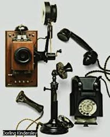 La penetración del teléfono en los hogares supera el 50%.