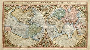 Mercator, idea un sistema de representació cartogràfica de la Terra.