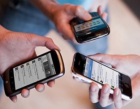 Aumenta el uso de los smartphone