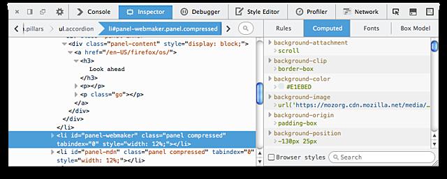 Primera propuesta de los editores HTML