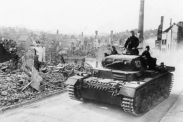 Alemania Invade Europa Occidental