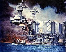 Japon Ataca a Pearl Harbor