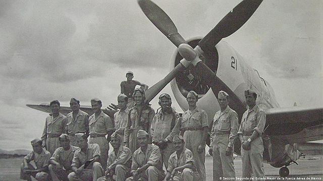 Mexico Manda soldados a la guerra.