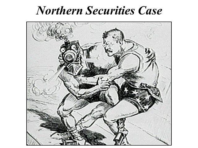Northern Securities Case