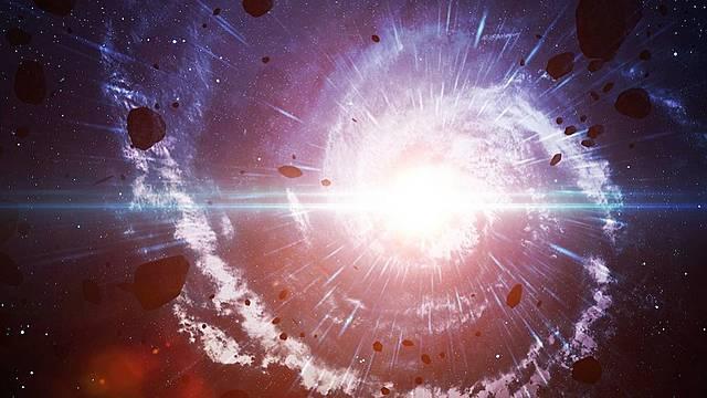 Aparición Primeras Galaxias