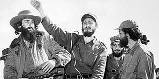 Finaliza la revolucion Cubana.