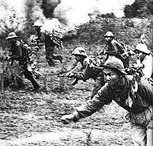 Comienza la guerra de Vietnam