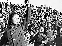 Finaliza la revolucion China