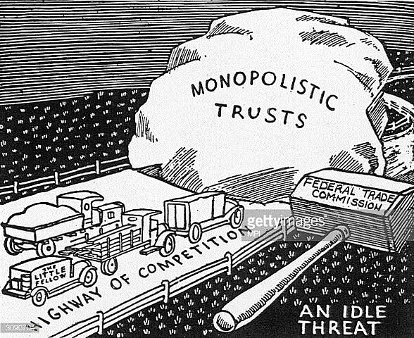 Clayton Anti-Trust Act
