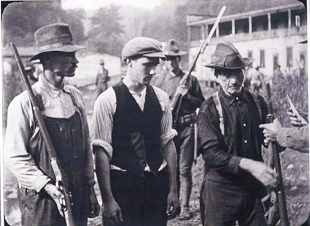 West Virginia Mine Wars