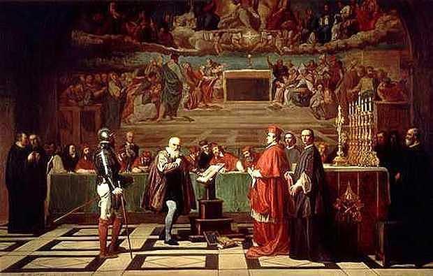 Judici a Galileu Galilei