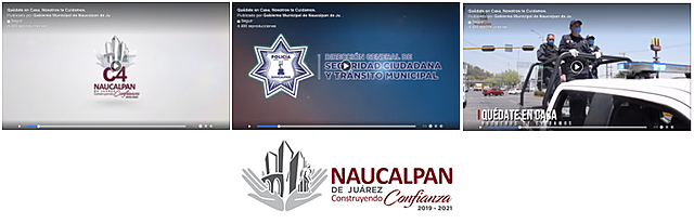 Quédate en Casa, Nosotros te Cuidamos, pide  Dirección General de Seguridad Ciudadana y Tránsito Municipal