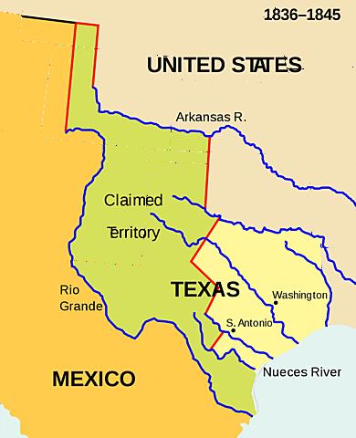 U.S. Annexation of Texas